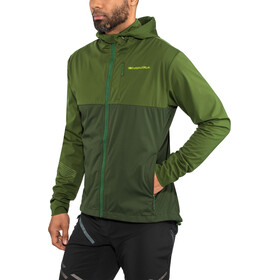 Endura SingleTrack II Softshell Jacket Herre forestgreen